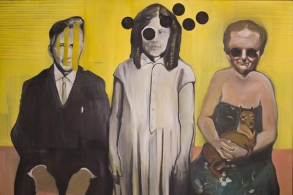 Kristof Van Heeschvelde kunstenaar Young Collectors Circle