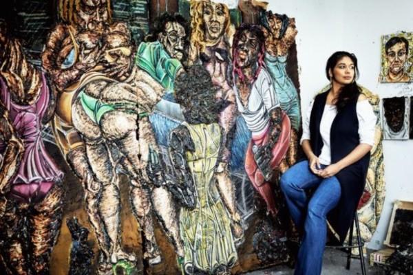 Raquel van Haver kunstenaar Young Collectors Circle